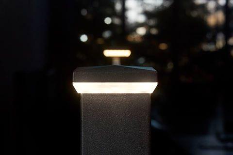 Nowoczesne Lampy Led Do Ogrodzeń